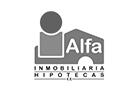 Agencia de Marketing Digital en Cancún - Alfa Logo - Iddeas Mkt Creative