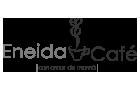Agencia de Marketing Digital en Cancún  - Eneida Café Logo - Iddeas Mkt Creative